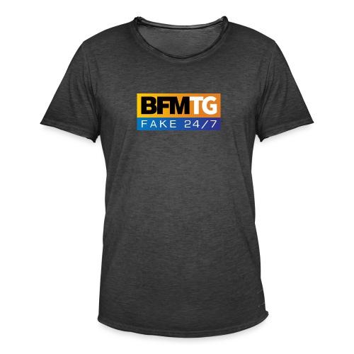 BFMTG - T-shirt vintage Homme