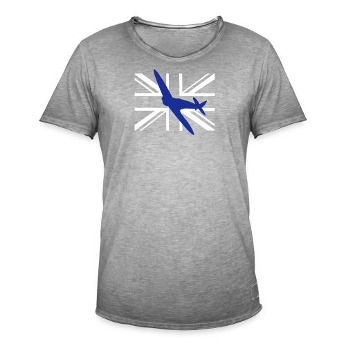 ukflagsmlWhite - Men's Vintage T-Shirt