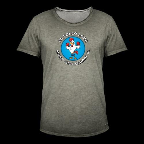 MTS92 EL POLLO LOCO FINAL 2 - T-shirt vintage Homme
