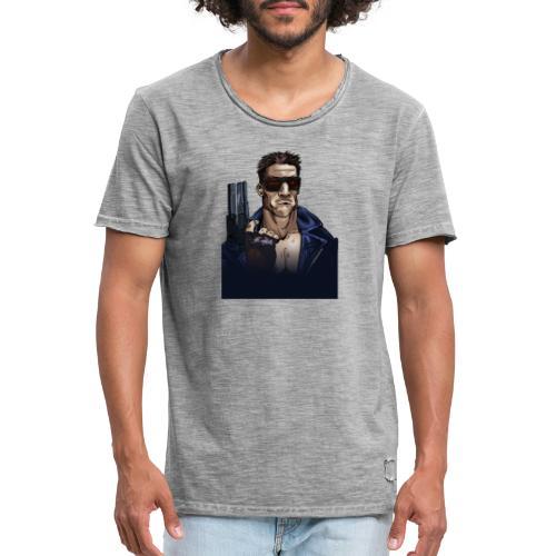 Toc Toc - T-shirt vintage Homme