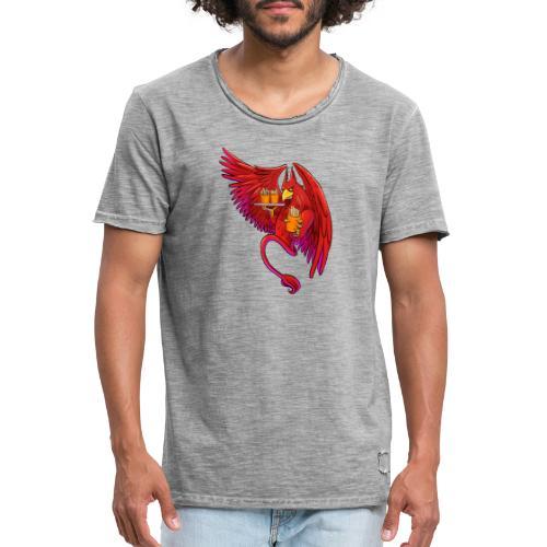 Greifswald   Greifswald FRYt sich auf 2019 - Männer Vintage T-Shirt