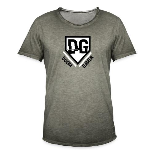 doom trui - Mannen Vintage T-shirt