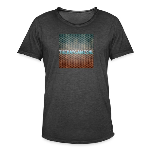 TheRayGames Merch - Men's Vintage T-Shirt