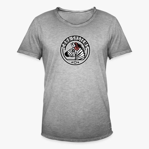 cbra systems headphone outline - Men's Vintage T-Shirt