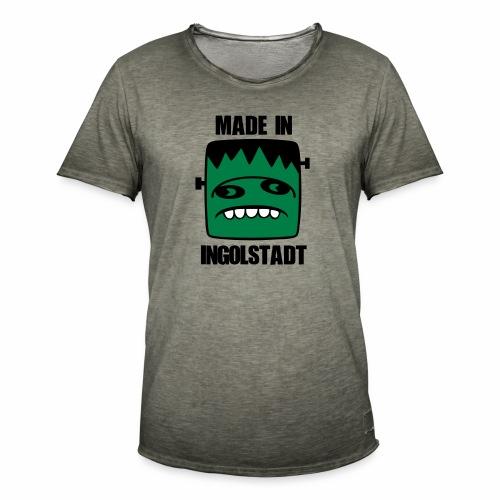 Fonster made in Ingolstadt - Männer Vintage T-Shirt