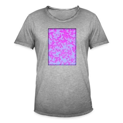 Fancy Crystals - Mannen Vintage T-shirt