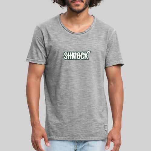 SHMOCK - Vintage-T-shirt herr