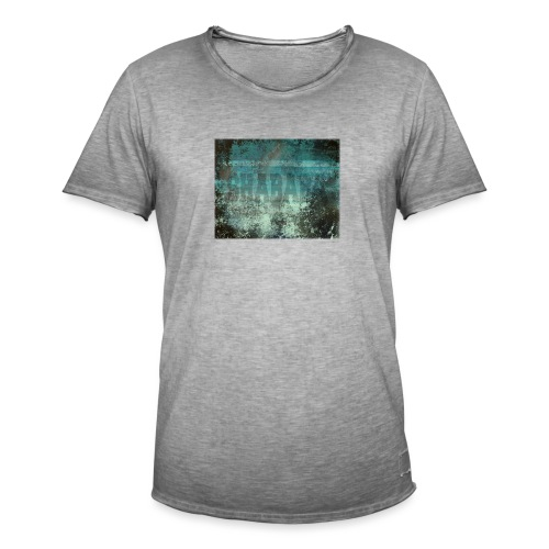 Shababa Tshirt - Herre vintage T-shirt