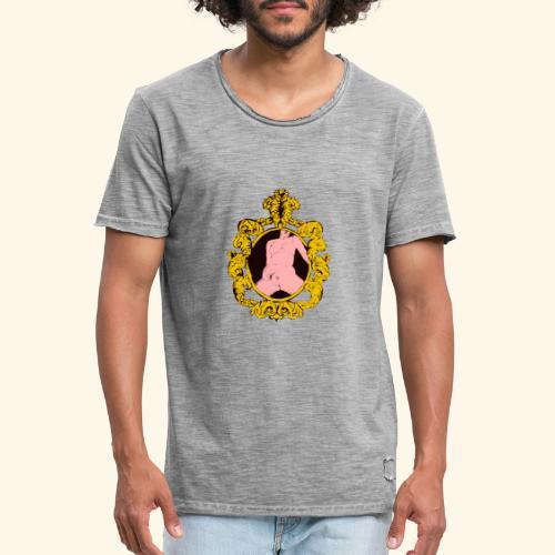 love - Men's Vintage T-Shirt