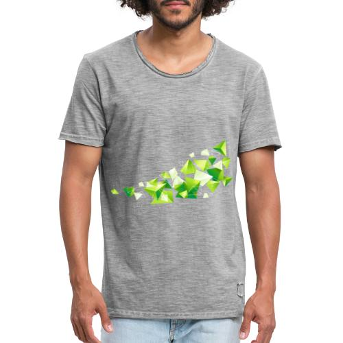 ABSTRACT HECTOR - Herre vintage T-shirt