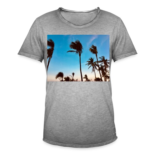 Varadero Summer - Männer Vintage T-Shirt