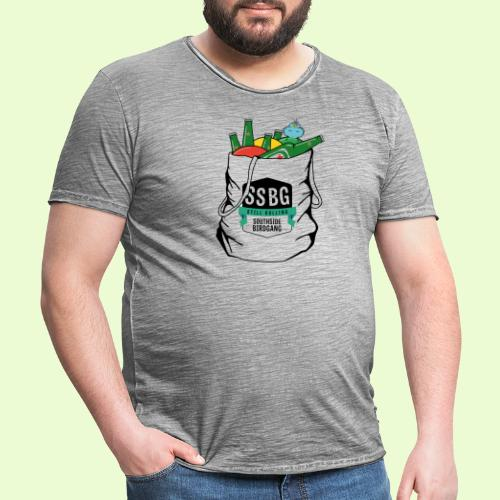 SSBG STARTER BAG - Miesten vintage t-paita