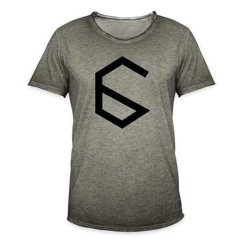 6 - Men's Vintage T-Shirt