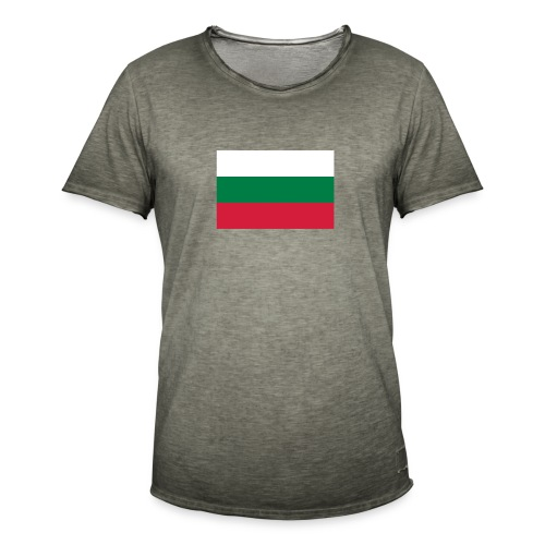 Bulgaria - Mannen Vintage T-shirt