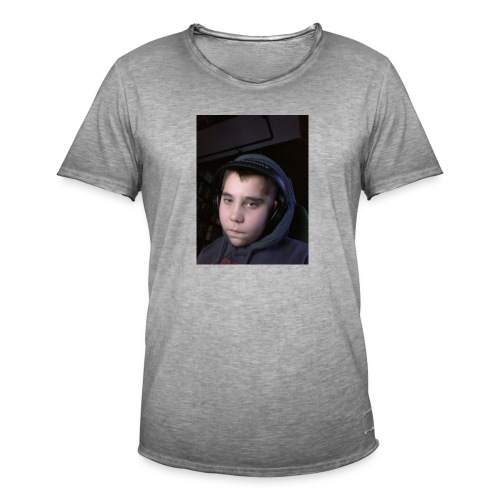 djyoutuber thisert - Mannen Vintage T-shirt