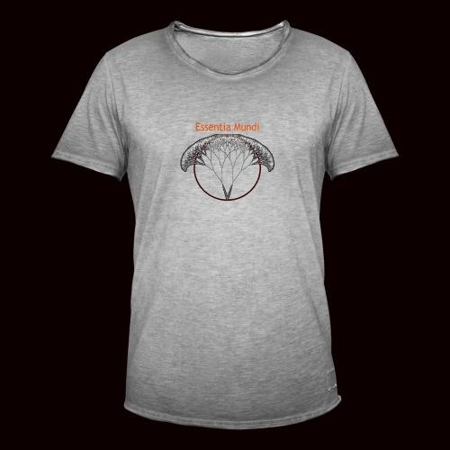 EM logo - Men's Vintage T-Shirt
