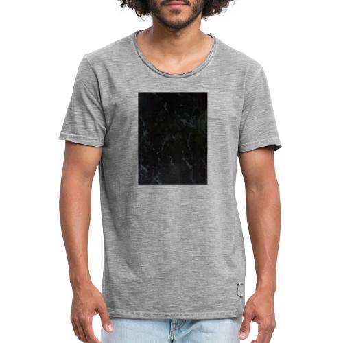 Manchas cricc - Camiseta vintage hombre