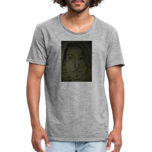 Iml - Camiseta vintage hombre