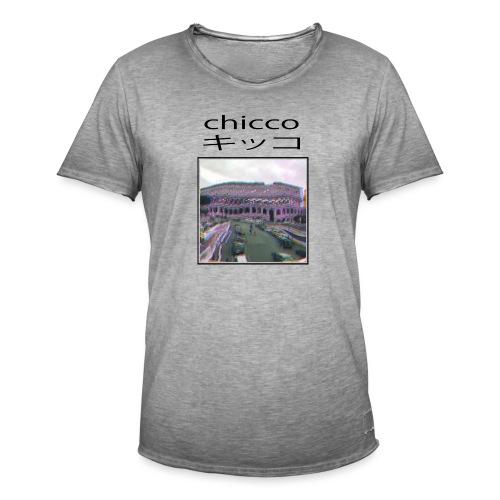 Chicco - Maglietta vintage da uomo