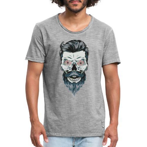 mort barbu - T-shirt vintage Homme