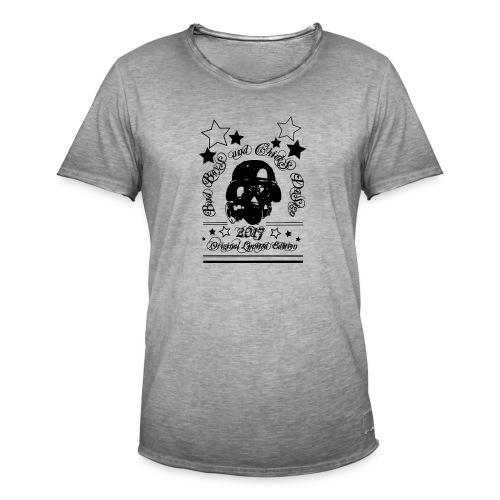 Original Limited Edition 2017 - Männer Vintage T-Shirt