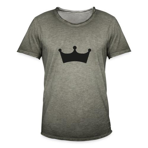 JewelFC Kroon - Mannen Vintage T-shirt