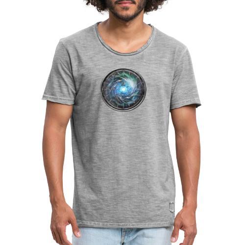 logo ABLASS Circle 2020 - T-shirt vintage Homme