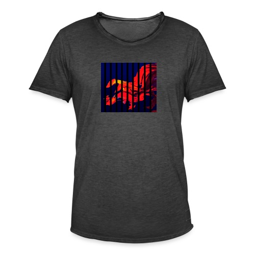 B 1 - Men's Vintage T-Shirt
