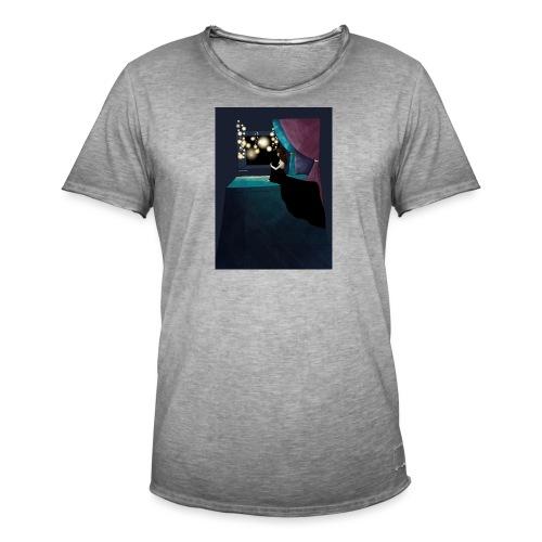 Grudzień - Koszulka męska vintage