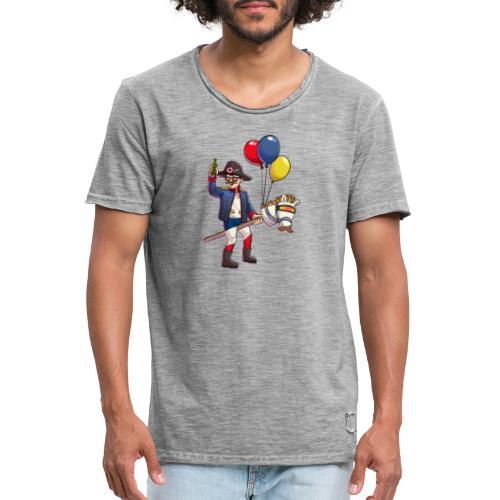 Bonn | Napoleon Bonnerparty - Männer Vintage T-Shirt
