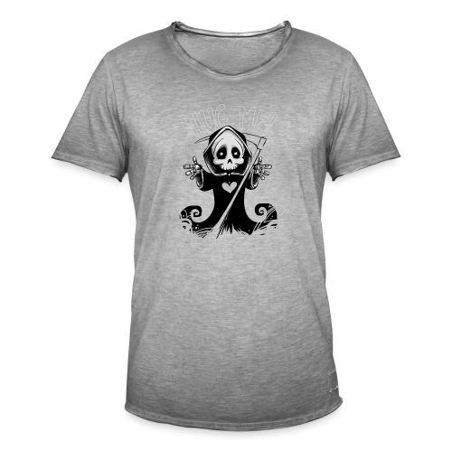 death 1460981 - Männer Vintage T-Shirt