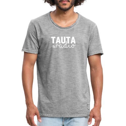 Radio Tauta Logo - Men's Vintage T-Shirt