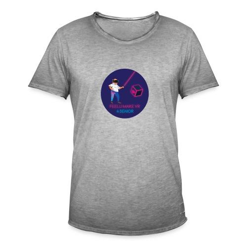 Feelu make vr 4 senior - T-shirt vintage Homme