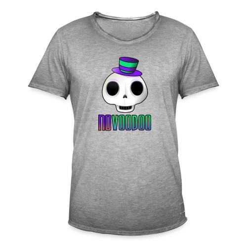 vodooo - Maglietta vintage da uomo