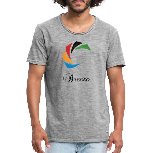 Breeze - Men's Vintage T-Shirt
