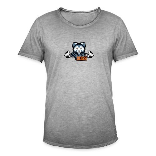 Squat - Vintage-T-shirt herr