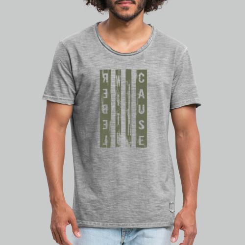 Rebel - Men's Vintage T-Shirt