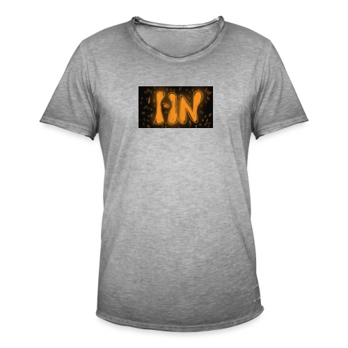 Logró de tienda - Camiseta vintage hombre