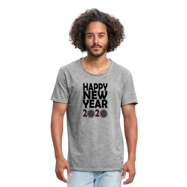 Happy new year 2020 T-shirt