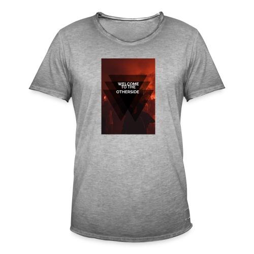 otherside - Camiseta vintage hombre