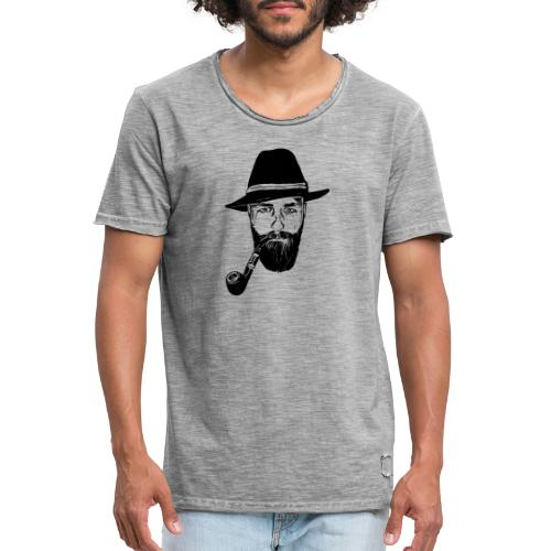 Bergbauer das Original - Männer Vintage T-Shirt