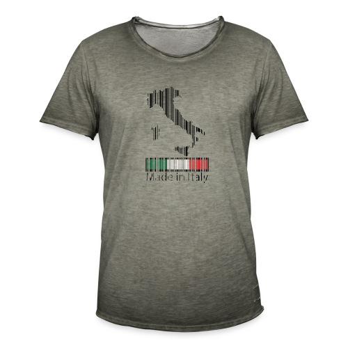 Made in Italy - Maglietta vintage da uomo