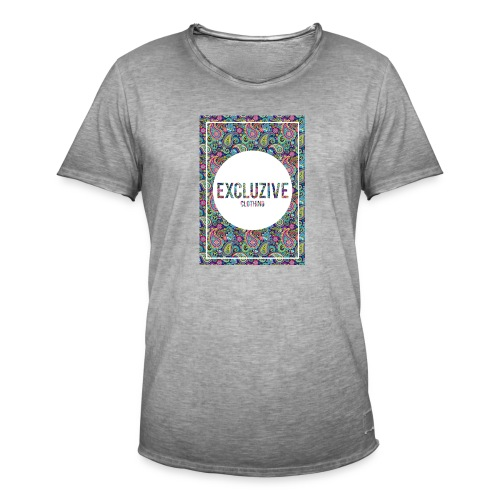 Colour_Design Excluzive - Men's Vintage T-Shirt
