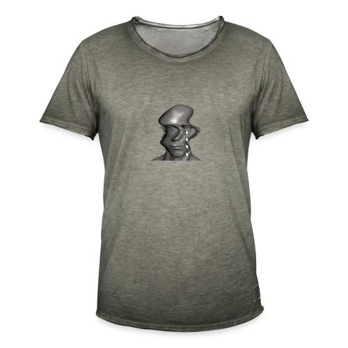 cursor_tears - Men's Vintage T-Shirt