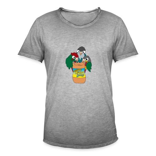 PB and Birb - Men's Vintage T-Shirt