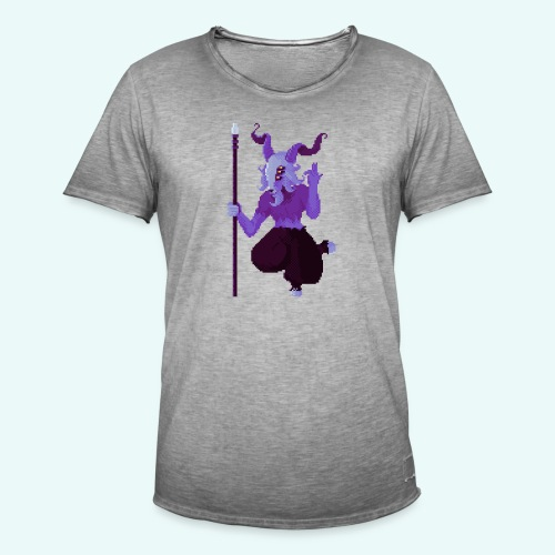 666 - T-shirt vintage Homme