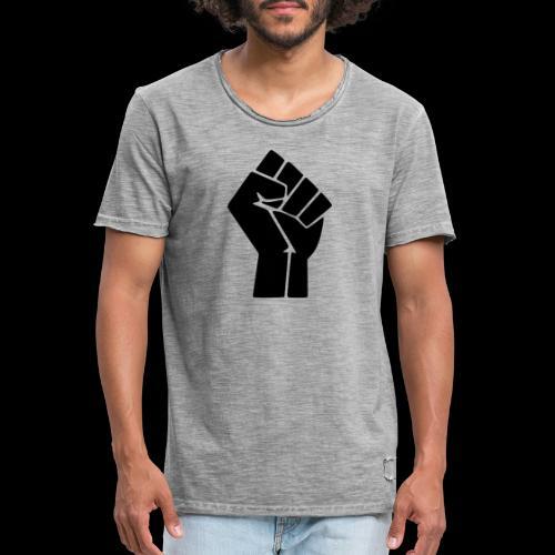 NEGRU LIVES MATTER - T-shirt vintage Homme