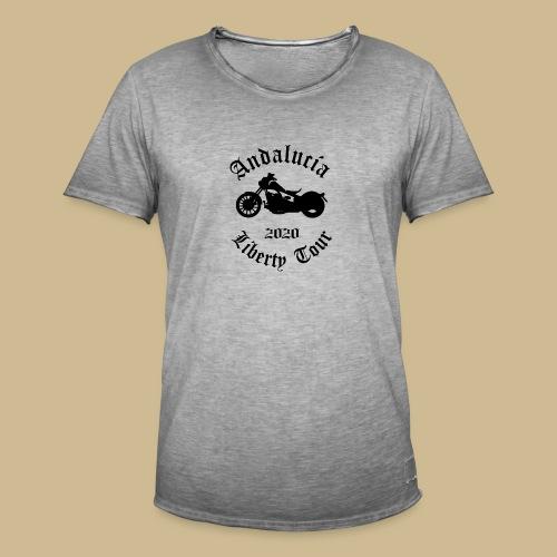 Liberty Tour 2020 Andalucia - Männer Vintage T-Shirt