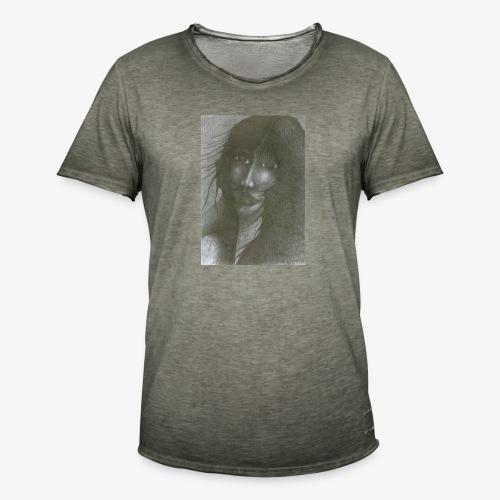 I Fear - Koszulka męska vintage
