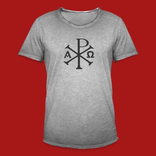 Kompasset-AP - Herre vintage T-shirt